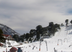Στη Ζήρεια για σκι